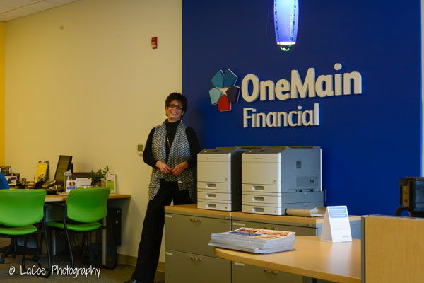 one main financial corporate office